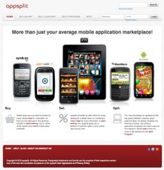 New startup, Appsplit, is crowdfunding for apps!