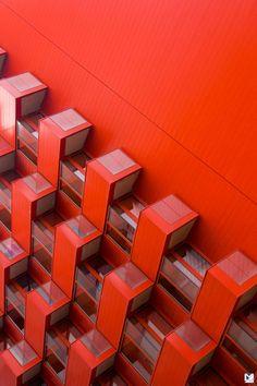 Red Architecture | Loic Vendrame