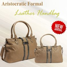 Hey gals.. check out this Handbag that can be carried formally as well as casually..The moment you flaunt this aristocratic formal leather handbag, everyone will start blabbering about you!  Dont wait.. Shop here: http://khoobsurati.com/khoobsurati/aristocratic-formal-leather-handbag-khoobsurati