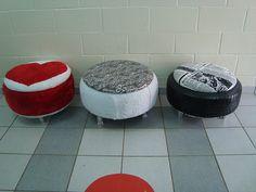 Mi Huerto en Casa: Las Llantas, ideas para reutilizarlas