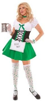 Kiss Me Cutie Plus Size Costume (more details at Adults-Halloween-Costume.com)