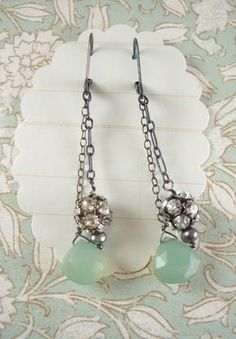 *Lovely Clusters - The Pretty Blog: Lovely Jewelry