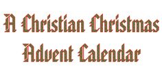 This is a webpage that we used along w/ the Advent calendar.  We plan to work up our own version for our family...but this has lots of neat ideas, bible verses to read, songs to sing, stories to read and craft/projects to do as a family!  Like I said, it made the Christmas season (one of my favorites)...something extra special.