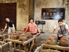 Vinegar Culture Museum, Zhenjiang, China, www.summerstudytour-china.com