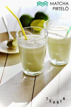 Tee sitä tee tätä: HOW TO // Matcha-pirtelö // Matcha milk shake