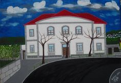 Mansions, House Styles, Home Decor, Drawings, Paintings, Art, Decoration Home, Manor Houses, Room Decor