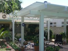 Wood Patio Cover Design | Alumawood Patio Cover