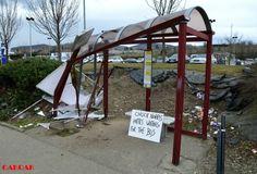 Chuck Norris's Bus Stop (by OaKoAk)