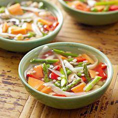 Saturday: Spring-Vegetable Stew