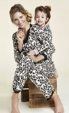9f20787a0d 7 Best Mother Daughter Matching Pajamas images