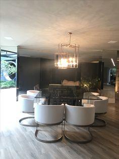 Mesa de jantar, espaço do Chef casa cor 2017, artefacto, luxo, atemporalidade, interior design, architecture, contemporaneo