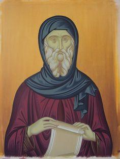 Anthony The Great, Greek Icons, Medical, Byzantine, Nursing, Style, Swag, Medicine, Med School