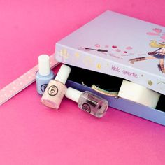 cofanetto di bellezza, nail art Beautiful Box