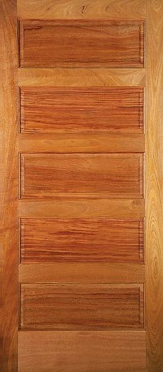 Front Door that Jim selected from Artistic Millwork.  The size will be 4'w x 8'h