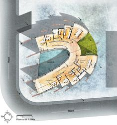 The Crescent | Sanjay Puri Architects