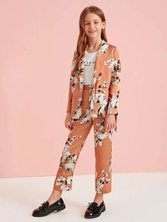 Girls Fashion Clothes, Kids Outfits Girls, Tween Fashion, Cute Outfits For Kids, Girl Fashion, Fashion Outfits, Cute Comfy Outfits, Girly Outfits, Cool Outfits