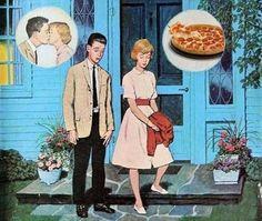 #pizza pop art.