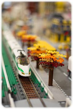 Lego Bullet train   Lego Models at Castle Towers Shopping Ma…   Craig Jewell   Flickr