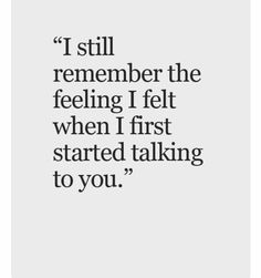 I still remember I love you and I want to be with you..Thanks..I Remember You2