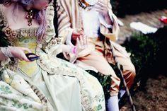 <3 This!! 18th Century Texting