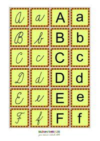 Periodic Table, Alphabet, Homeschool, Activities, Education, Excercise, Montessori, Children, Autism