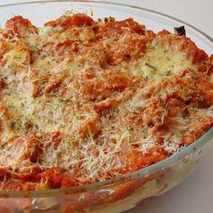 Coliflor con tomate al horno