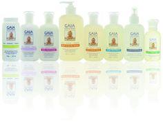 Gaia Natural Baby Product Range. Great!