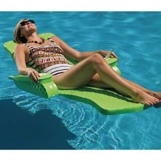 Pool Chair Floats Lounge Chairs | ... II pool lounge was one of the best floating pool lounge available