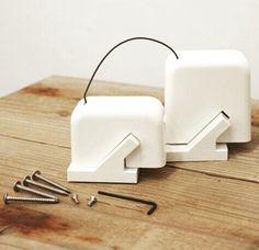 物干しロープで毎日が変わる!ストックランドリーでシンプルすっきり室内干し。 | DIY FACTORY COLUMN
