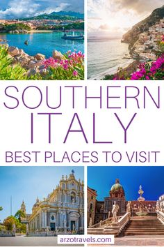 Here it is: the post that includes the top places to visit in Southern Italy. Check out, which places to see in Sout Italy - whether you are looking for beach destinations or stunning cities and towns, here you will find out about the most beautiful places in Southern Italy.
