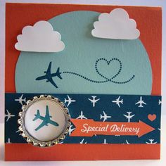 Jennifer's Stamp Pad: Special Delivery