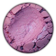 Concrete Minerals Eyeshadow in Angel Dust - pinklavender with bright aquamarine shift $7 | Mica, Titanium Dioxide, Iron Oxide, Tin Oxide, Manganese Violet, Boron Nitride, Magnesium Myristrate
