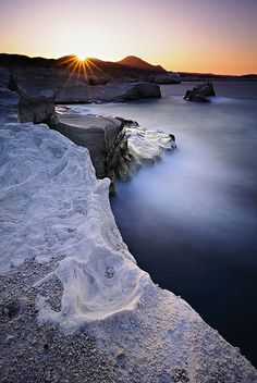 Sarakiniko beach, Milos, Cyclades Islands, South Aegean | GREECE