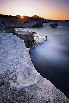 Sarakiniko beach, Milos, Cyclades Islands, South Aegean | GREECE