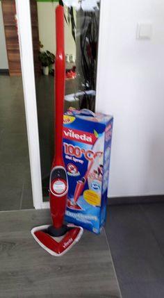 Vileda 100°C Hot Spray: Viele Neider, tolles Gerät! - Testerin Svenja