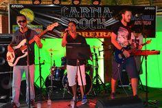 Pedreira troca samba pelo rock no Carnaval