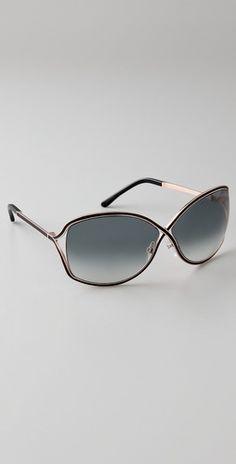 7af5c54cfc Tom Ford Eyewear Rickie Sunglasses