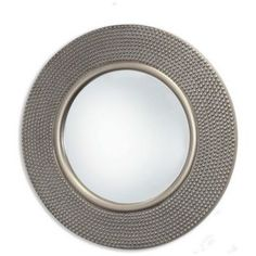 Buy Hammered Silver Effect Mirror - 50cm at Argos.co.uk, visit Argos.co.uk to…