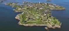 Suomenlinna Castle. Attraction. History.  World Heritage, 7 Finland. Like. Helsinki.fi