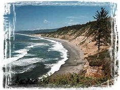 agate beach, patrick's point state park