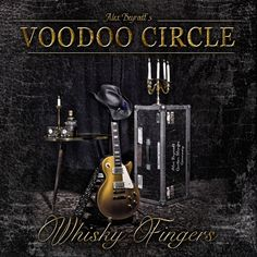 "VOODOO CIRCLE: new album ""Whisky Fingers"" set for November 27th release!  VOODOO CIRCLE, the classic hard rock band led by guitarist Alex Beyrodt, will unleash its highly-anticipated fourth studio album (titled ""Whisky Fingers"") on November 27th. The group just recently filmed a video clip for their new song ""Trapped In Paradise"".  A bunch of German club shows is booked already too:  25.11.2015 GER-Hamburg/Rock Café 27.11.2015 GER-Mannheim/7er 28.11.2015 GER-Obermarchtal/Kreuz"
