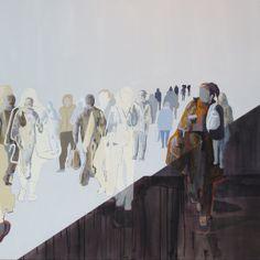 """Underpass"" by Lisa Chandler Artist Art, Art For Sale, Lisa, Painting, Painting Art, Paintings, Drawings"