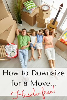 Buying a new home is stressful enough. When you start thinking about how to transport all of your endless stuff, it's no wonder you might fall into anxiety overload. But there is one tried-and-true way to make your move less miserable: downsizing. Here's your seven-step guide to purging before you pack.
