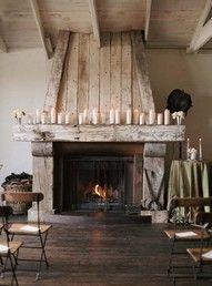 Amazing fireplace!