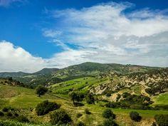 dte-africa:   Algeria Landscape by ahmed_jaberAin Delfa, Algeria