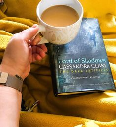 Still slowly reading this book. Spending my morning with coffee and Lord of Shadows before an afternoon filled with cleaning and bar exam studying. I think this may be the longest it has ever taken me to read a Cassandra Clare book. . Did anyone else want to savor it knowing it would be for ever before the next one gets released? . . #bookstagram #bibliophile #bookworm #booklover #nerd #bookporn #bookaddict #bookish #bookphotography #bookishinstagram #currentlyreading #bookstagramfeature…