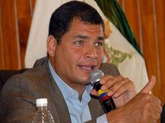 Ecuador: President Rafael Correa apologizes to the LGBT community in a nationally televised speech