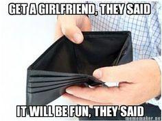 Hahaha chivalry...