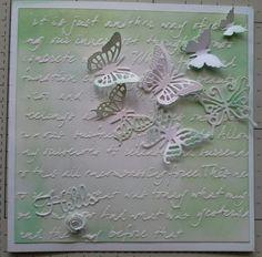 Shirley's card