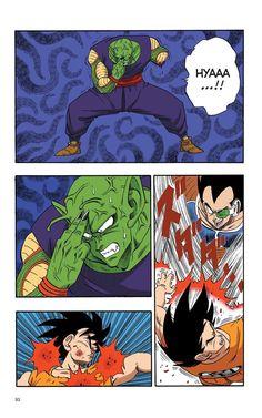 Dragon Ball Full Color - Saiyan Arc Chapter 7 Page 4